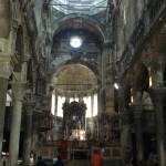 Sibenik in die Katedrale