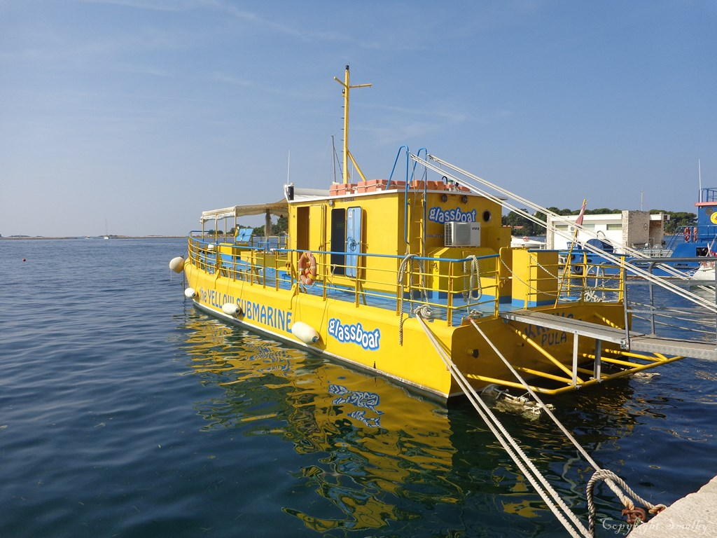 Porec glasboot