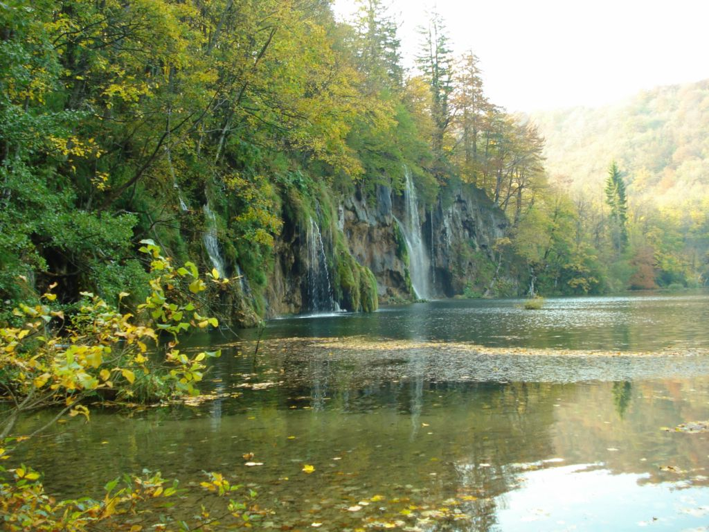 Plitvice Herbst