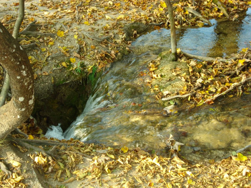 Plitvice Oktober