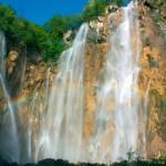 Wasserfall Plitvice