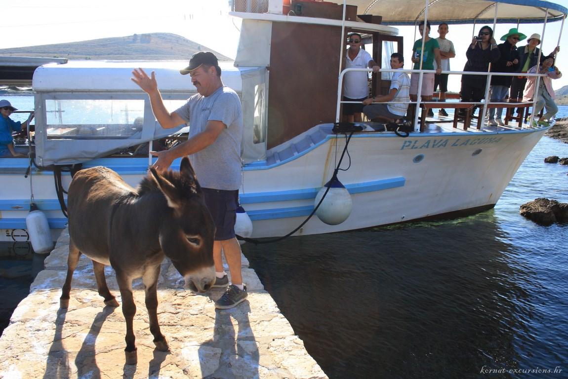 Ausflug Kornati