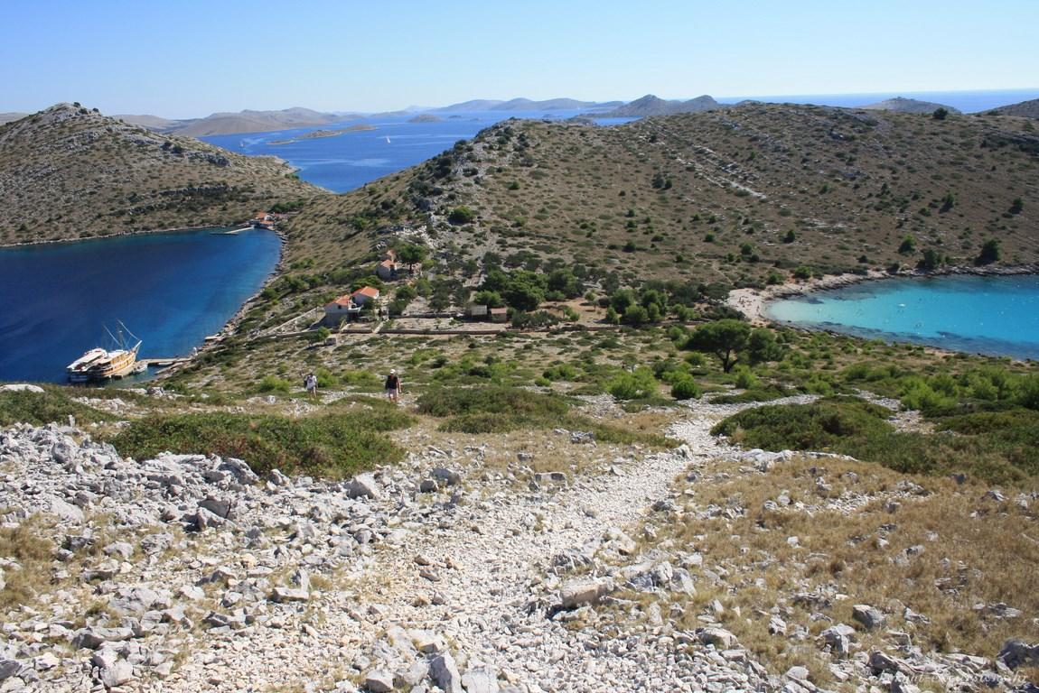 Insel Mana Kornati