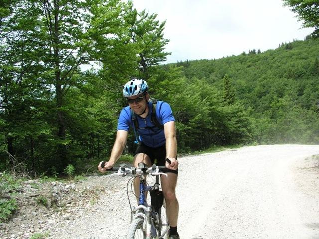 Radfahren Velebit