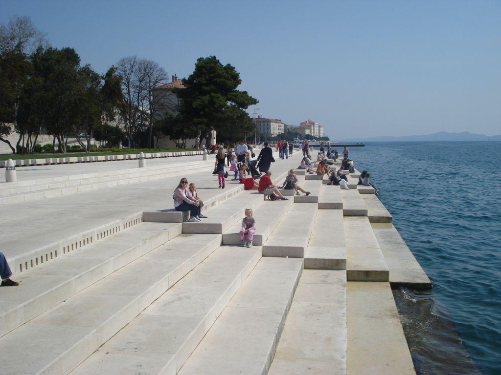 kroatien ferienhaus am meer zadar urlaub