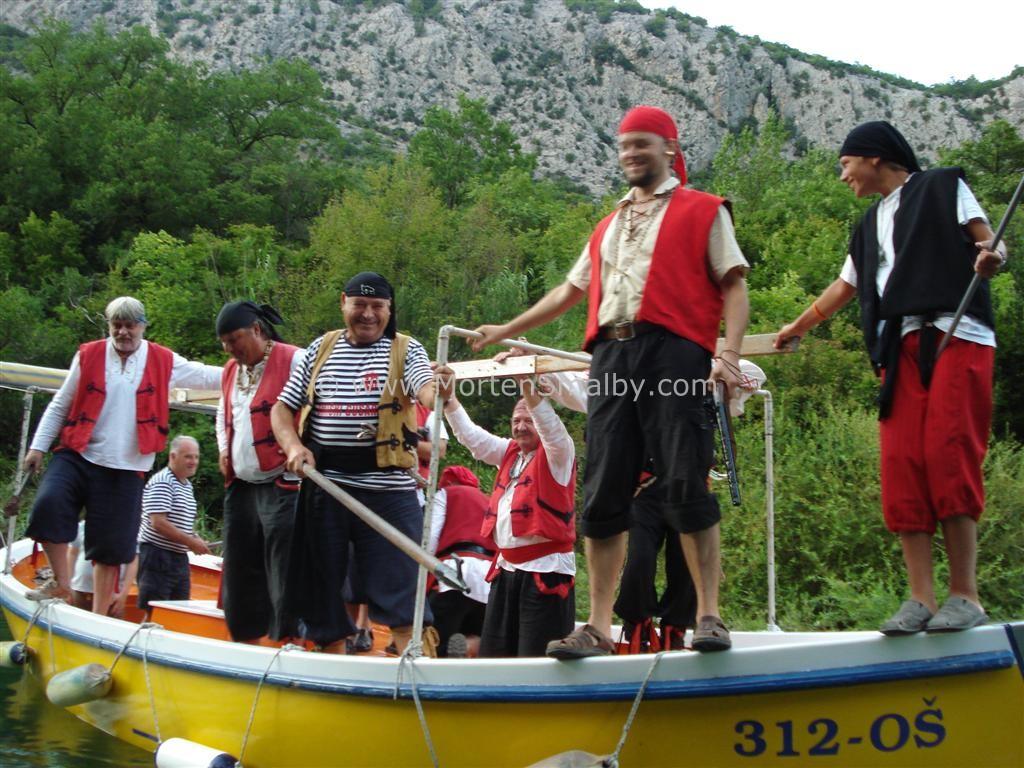 Die Piraten kommen