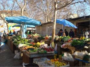 Gemuesmarkt Split - Stari Pazar 1