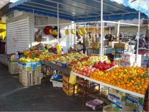 Gemuesmarkt Split - Stari Pazar