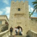 Korcula Tor zum Altstadt
