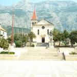 Makarska St Marks katedral