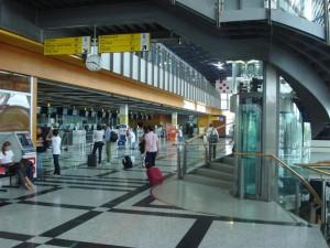 Split Flughafen Terminal
