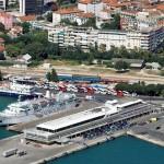 Faehre Terminal Split