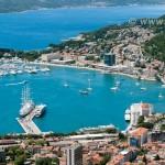 Hafen Split