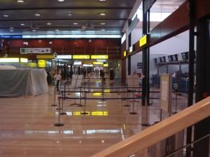 Zagreb Flughafen terminal