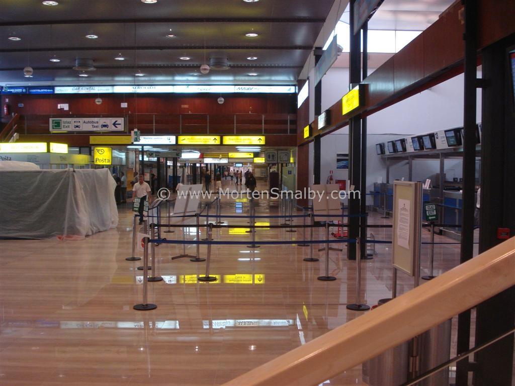 Fliegen nach Kroatien info zu flughafen Zagreb