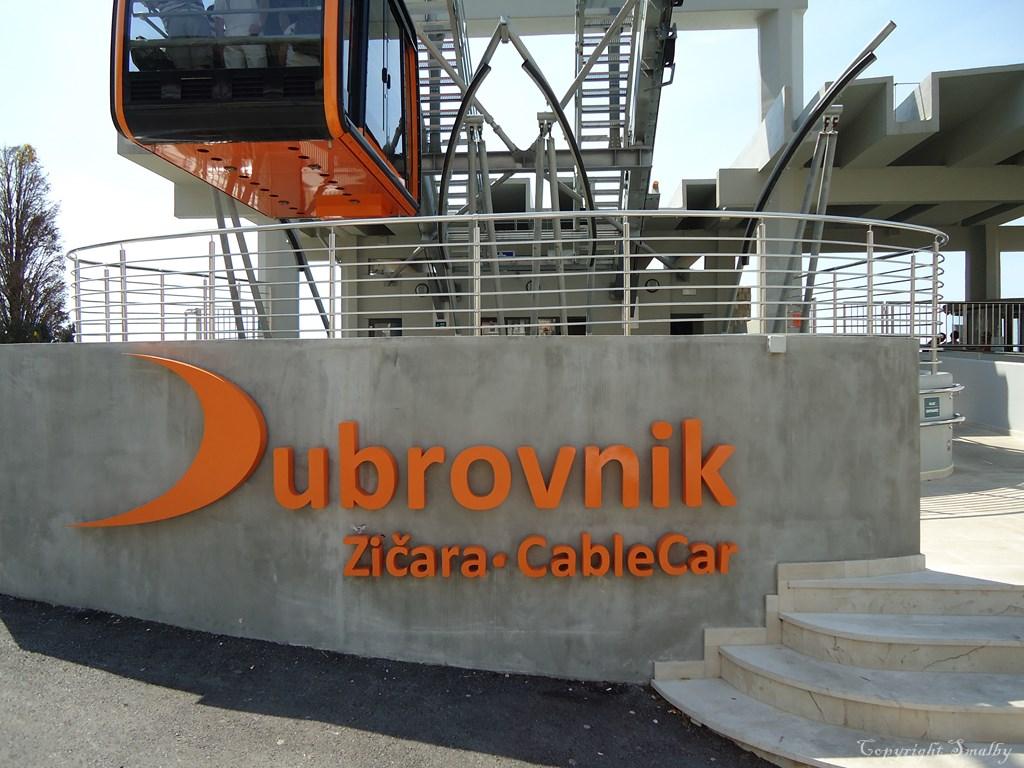 Dubrovnik Seilbahn