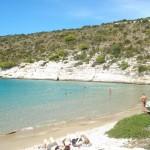 Sandstrand Insel Kroatien