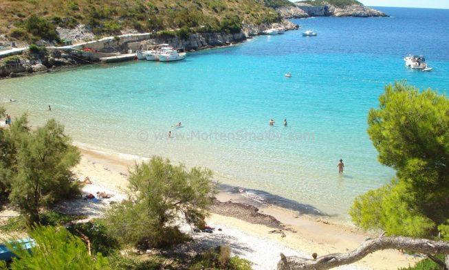 Sandstrande In Kroatien Die Schonsten Und Besten Strande In Kroatien