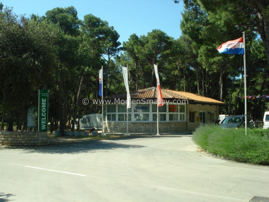 Kozarica Camping Reception