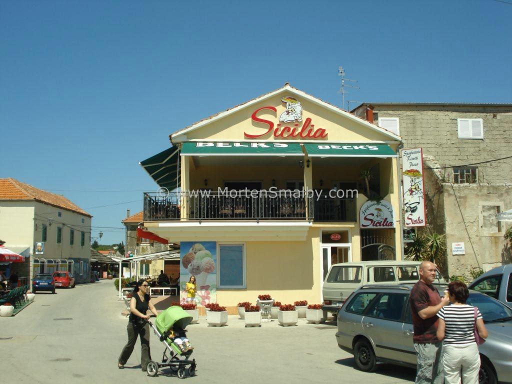 Restaurant Siciliana Pakostane