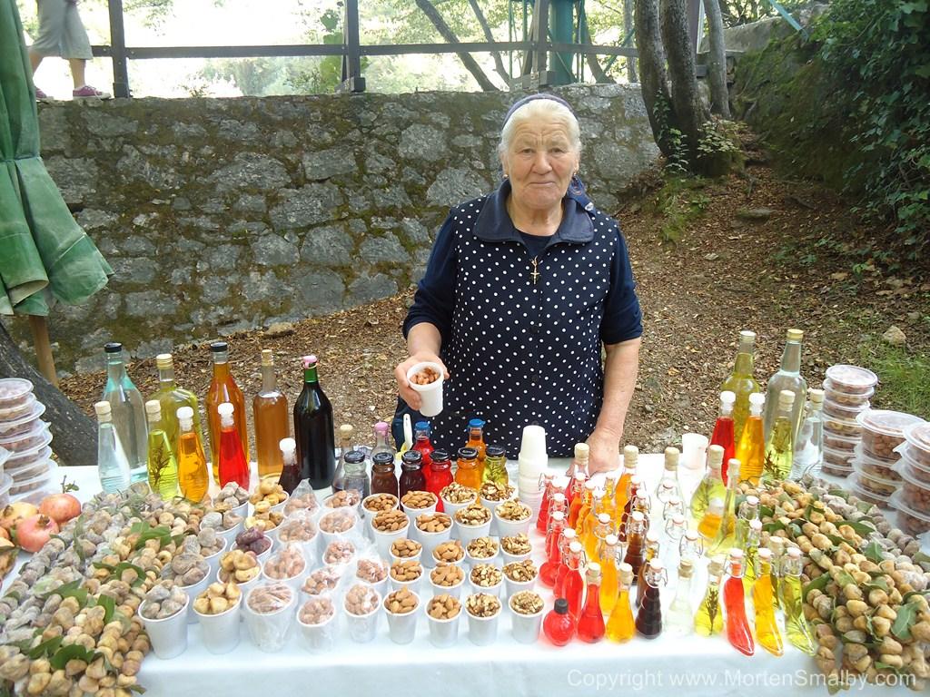 Lokale Produkte Krka