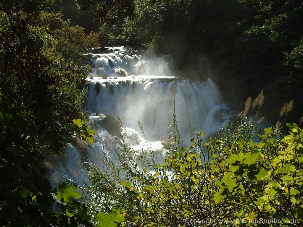 Wasserfall Krka -1