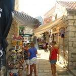 Omis in der Altstadt