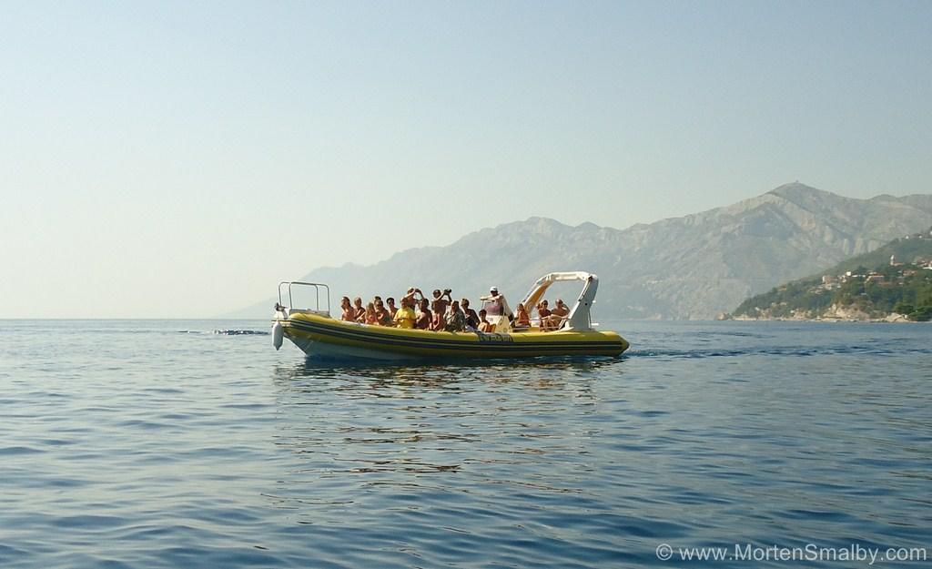 Schnellboot Kroatien