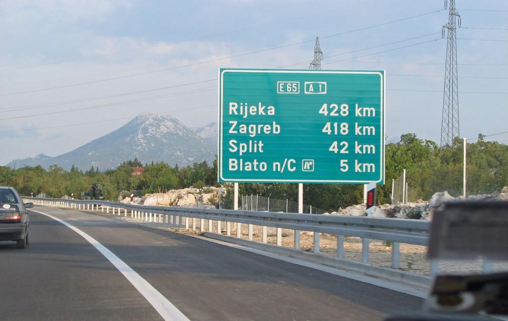 Anreise Rijeka