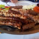 Fleichplatte Kroatien