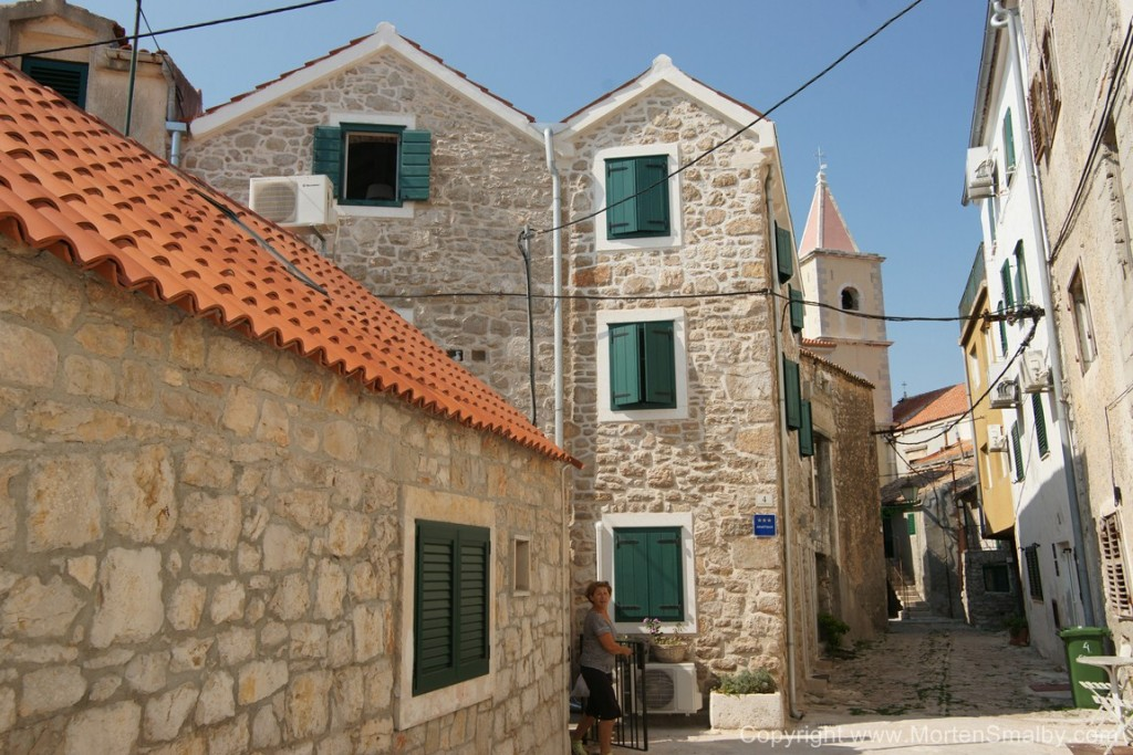 Pirovac Altstadt