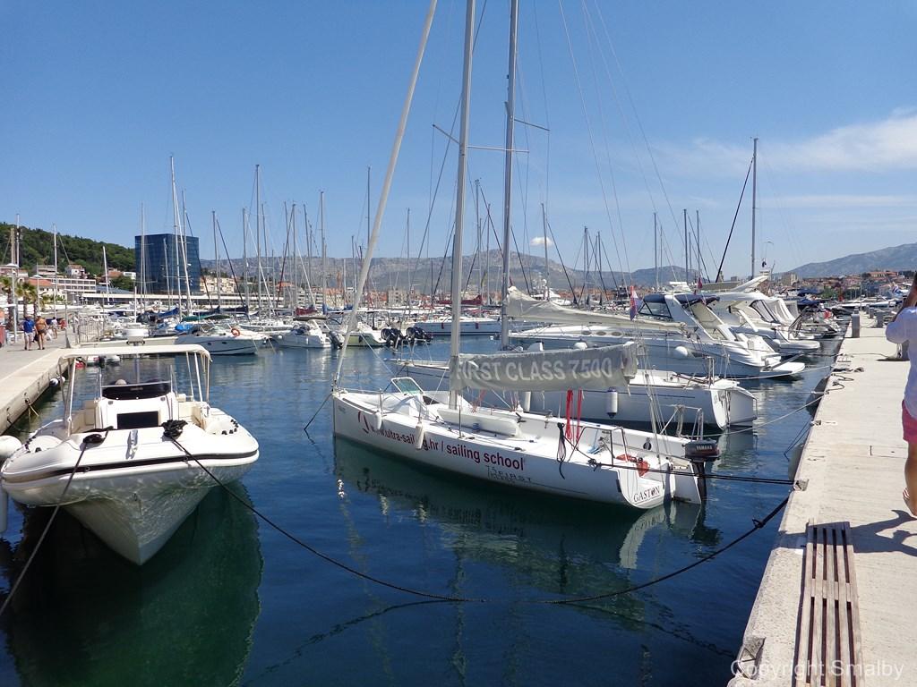 Boot Segelschule