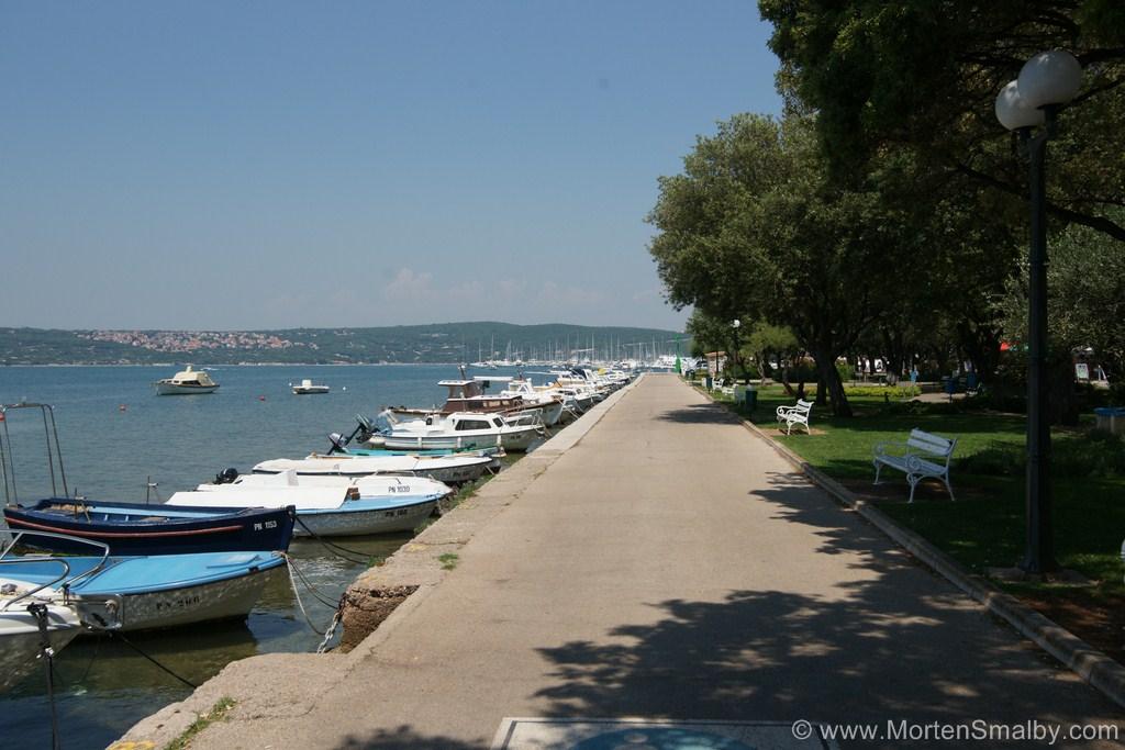 Promenade Krk