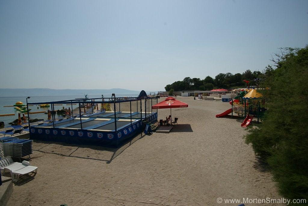 Sandstrand Novi Vinodolski