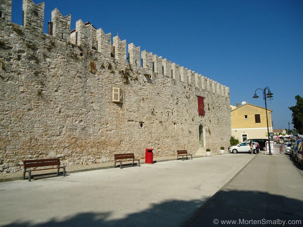 Novigrad Stadtmauer