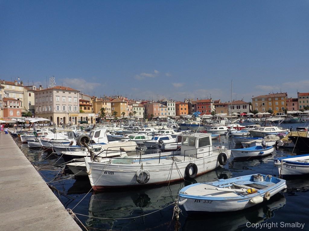 Rovinj Istrien