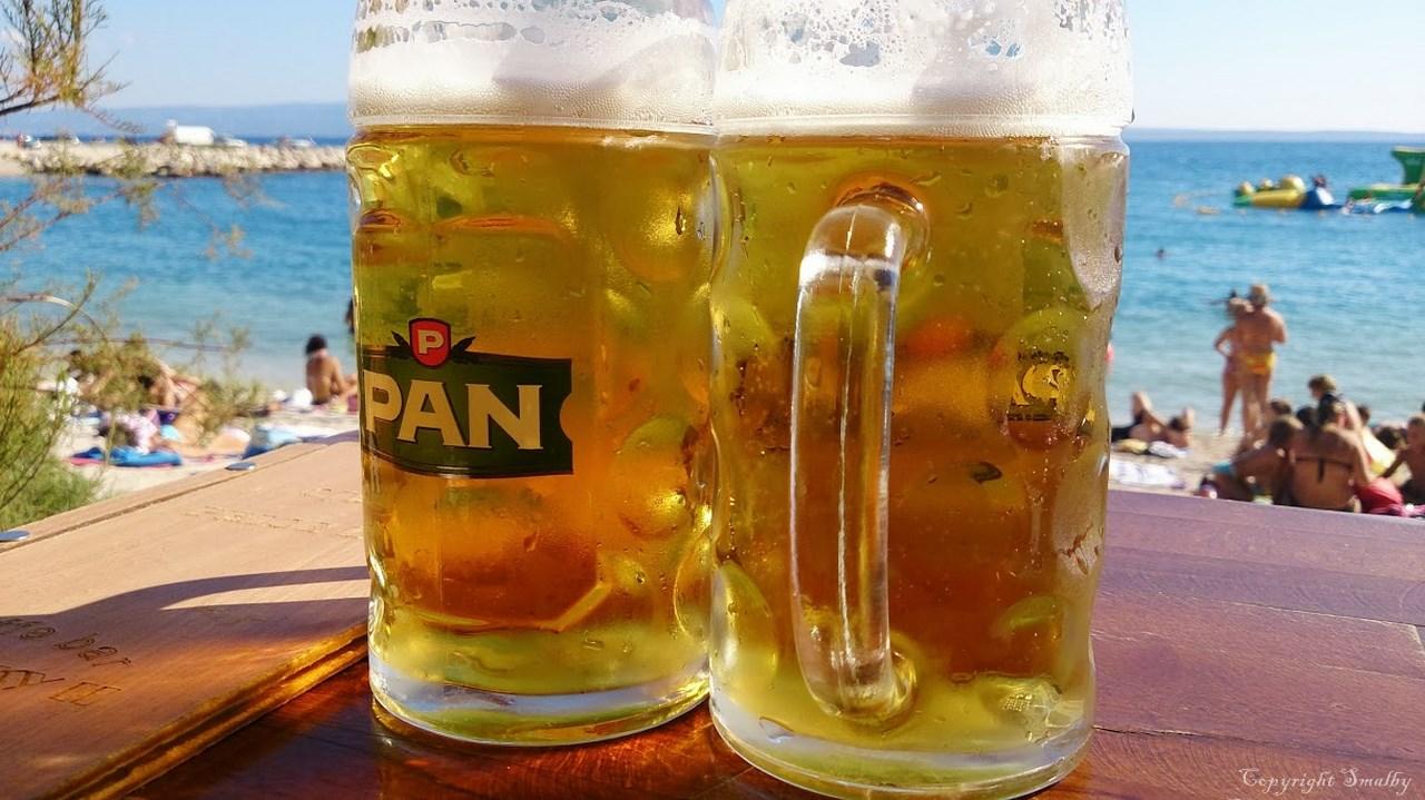 Bier Kroatien