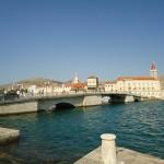 Brücke zu Ciovo