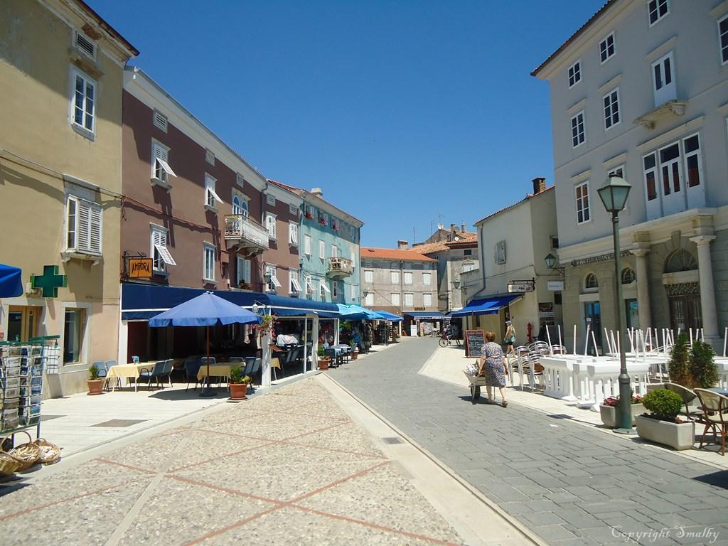 Cres Altstadt