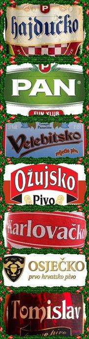 Kroatische Bier
