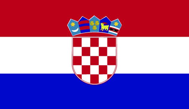 Kroatische Fane