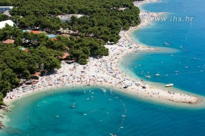 Luftfoto Makarska