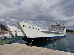 faehren Makarska
